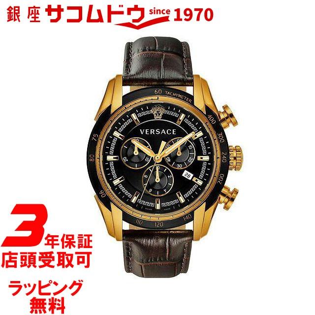 人気定番の [店頭受取対応商品] [3年保証] ヴェルサーチ VERSACE 腕時計 ウォッチ メンズ腕時計 V-RAY VEDB00318, ウエスト 61f5189f
