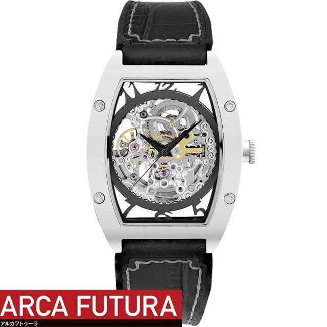【代引き不可】 978CBK FUTURA 腕時計 ARCA [4543354511946-978CBK] アルカフトゥーラ-腕時計メンズ