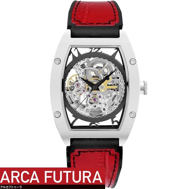 人気商品の [4543354511953-978CRD] アルカフトゥーラ 腕時計 FUTURA 978CRD ARCA-腕時計メンズ