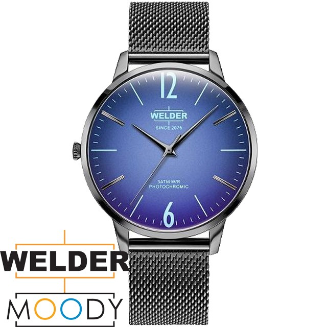 『1年保証』 WRS433 ウェルダー WELDER ウォッチ [8116071833972-WRS433] 腕時計-腕時計メンズ