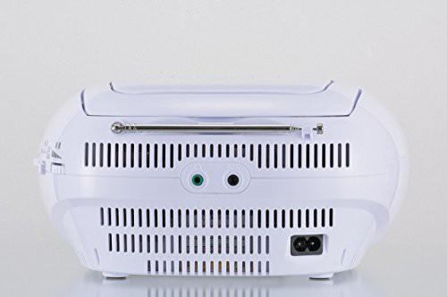 Audio Comm CDラジオ871Z RCR-871Z オーム電機