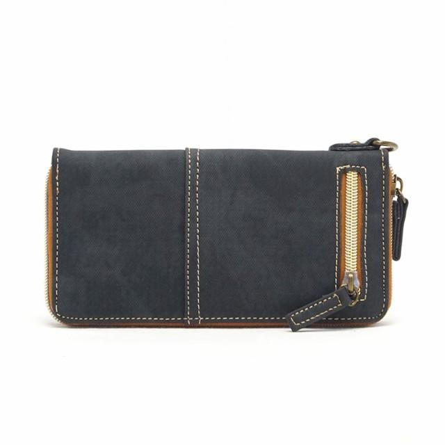 ba3ad8ea4fc3 くすみカラーが可愛い財布 レディース 長財布 ラウンドファスナー 財布 かわいい ギフト カード入れ おしゃれ