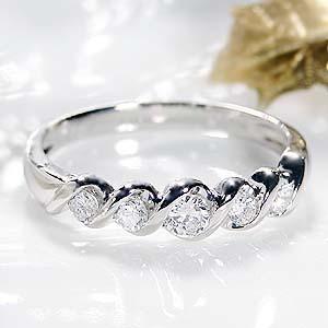 登場! pt900 SIクラス 「0.3ct」 ダイヤモンド リング プラチナ ジュエリー SIクラス 指輪 ツイスト プラチナ エタニティ ツイスト 4月誕生石 ダイヤモンドリング, クッション工場/長座布団/抱き枕:42c5a4b6 --- dorote.de