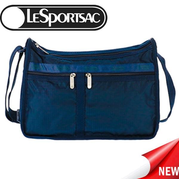 レスポートサック 斜め掛けバッグ LESPORTSAC Deluxe Everyday Bag 7507 C018 MIRAGE 新作 満載店 比較対照価格15,660 円