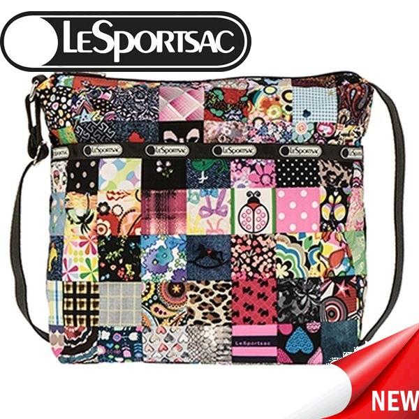 レスポートサック ショルダーバッグ LESPORTSAC Small Cleo Crossbody Hobo 7562 D863 LEPATCH NEW S 比較対照価格 11,340 円