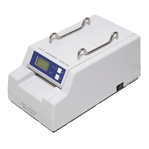 2019激安通販 ニューコン工業 紙幣鑑別機 EXC-5700A-オフィス家電・電子文具
