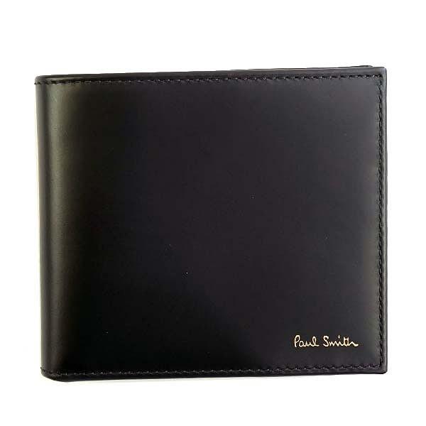 b447279061fe ポールスミス 財布 メンズ Paul Smith 二つ折り ポール・スミス 折りたたみ 人気 ブランド おしゃれ 男性