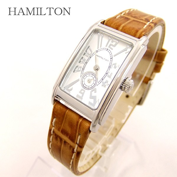 reputable site b04ca d0898 ハミルトン 腕時計 レディース HAMILTON アードモア 人気 ブランド 男性 就職祝い ギフト プレゼント