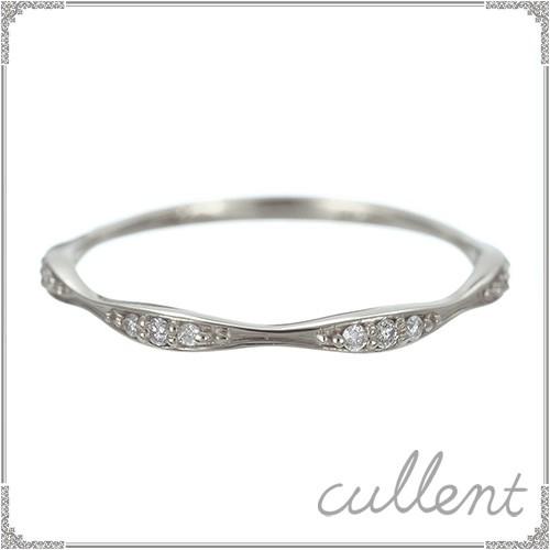 (税込) Pt900 ダイヤモンドリング wavelike リング Pt900 プラチナ ダイヤモンド 指輪 レディース, ウエルシア 3920c68d