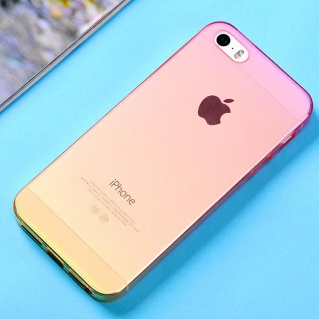 iPhone 5/5s クリア スマートフォン アイフォン ケース カバー シリコンケース シリコンカバー クリアケース クリアカバ