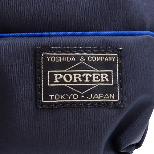 吉田カバン ポーター ポーターガール ムース トートバック(S) 751-09872 ネイビー