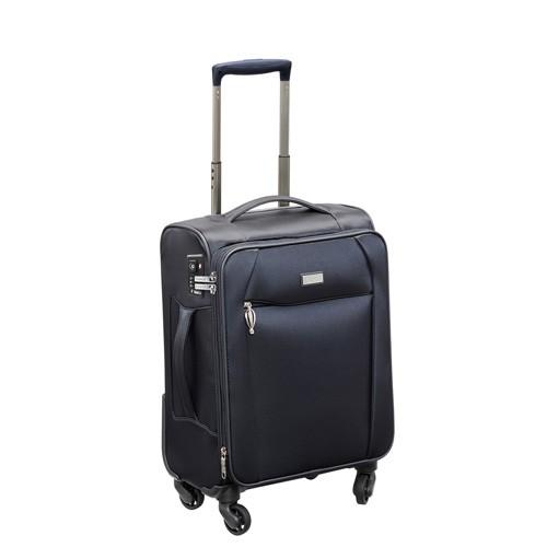 ストラティック(Stratic) 超軽量スーツケース アンビータブル2 Sサイズ 32~36L ネイビー