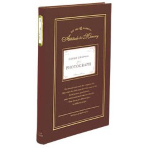 コルソグラフィア ベーシックアルバム 4 アルバム・150 ブラウン