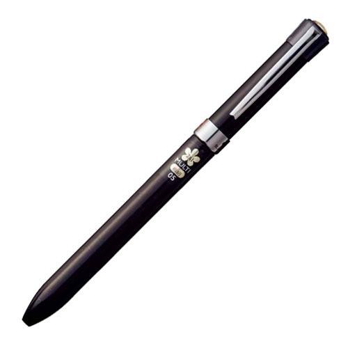 三菱鉛筆 3機能ペンルミナスブラック MSXE370105.24