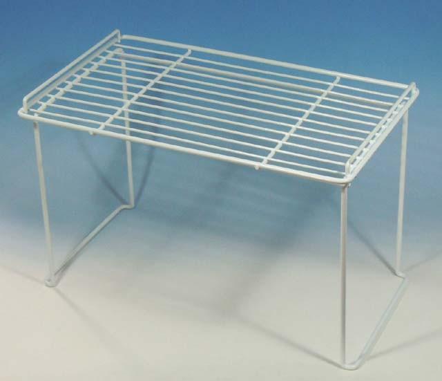 積み重ね棚 大 丈夫 頑丈 コの字ラック スチール製 キッチン シンク 整理 収納 日本製