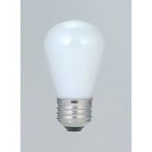 ELPA サイン球長寿命タイプE26 G-L300H(W) ホワイト 10W