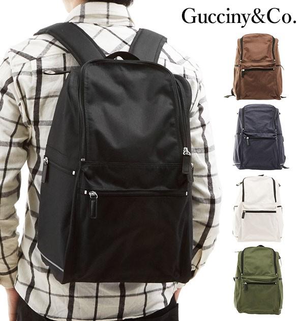 Gucciny&Co. 大容量リュックサック