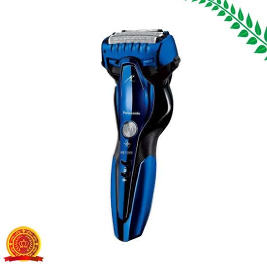 日本人気超絶の 3枚刃 メンズシェーバー ラムダッシュ パナソニック 青 ES-ST8Q-A[選択] お風呂剃り可-その他家電