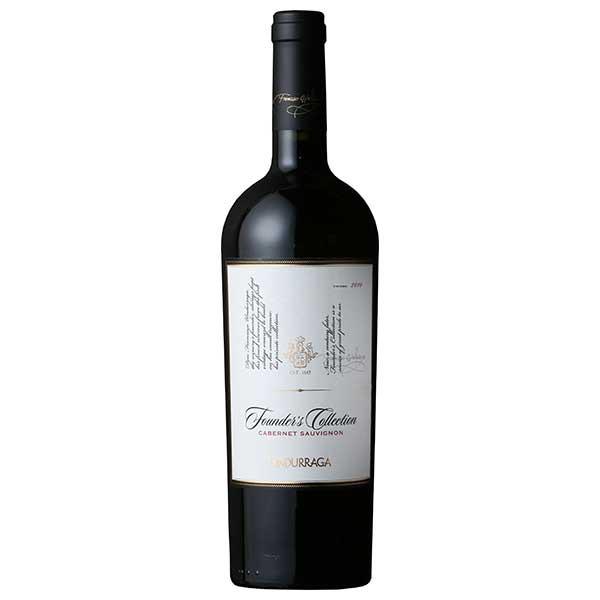 ウンドラーガ ファウンダーズ コレクションカベルネ ソーヴィニヨン 750ml [チリ/マイポ・ヴァレー/赤ワイン/3127]