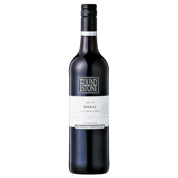 バートン ヴィンヤーズ ファウンド ストーン シラーズ 750ml [オーストラリア/サウス・オーストラリア/赤ワイン/646393]