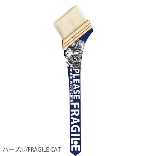 RingoDesginWorks DIY×CAT ねこ刷毛 ハケ 水性ペンキ用 日本製