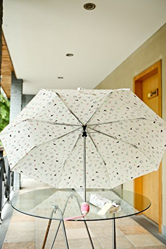 晴雨兼用 ワンタッチ 折り畳み 傘