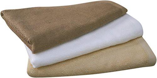 【タオルの萩原】 ナチュラルカラー バスタオル 3枚組 日本製 泉州タオルusute-bt-3p (アソート)