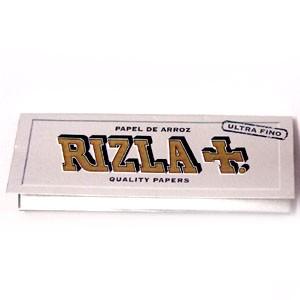 リズラシルバー/Rizla Silver銀 手巻きタバコ用 ペーパー 巻紙