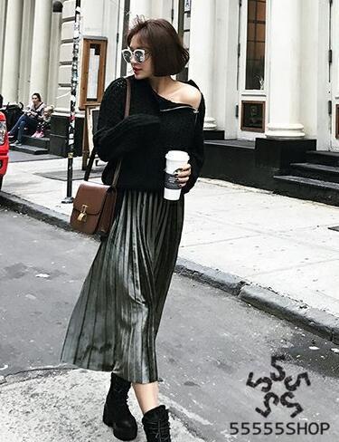 [55555SHOP]新型★レディース ファッション★レディース スカート★