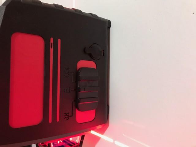 レーザー墨出し器円錐ミラーキューブ2VH360°(L字金具付き) 受光器対応/高輝度/水平シームレス/大矩/コンパクト/送料無料