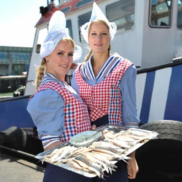オランダ王室御用達ニシンの塩漬け Premium CROWN MAATJES 20パック[計6kg]沖縄離島除く全国配送対象