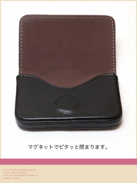 Tika ティカ リボンデザイン名刺入れ ベビーピンク サーモンピンク チェリーピンク ブラック