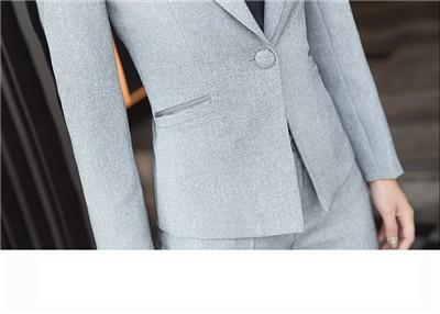 ビジネススカートスーツ通勤面接大きいサイズある4点セットトップス+スカート+ズボン+シャツ