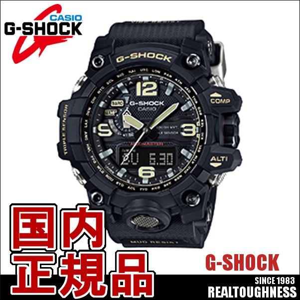 直送商品 CASIO G-SHOCK ジーショック メンズ 腕時計 GWG-1000-1AJF G-LIDE MUDMASTER マッドマスター 電波ソーラー ブラック, 南郷村 28f3d3aa