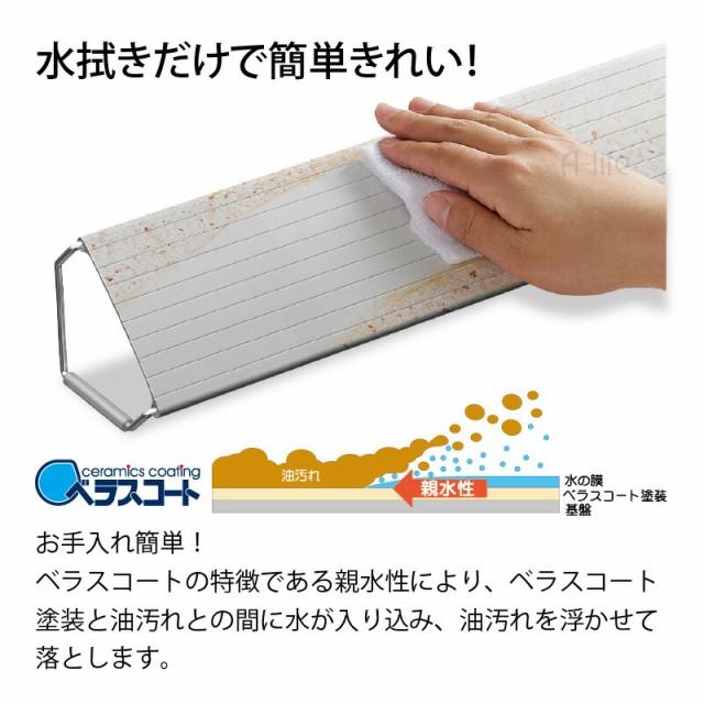 べラスコート キッチン コンロ排気口カバー75cm