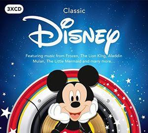 VA / Classic Disney (輸入盤CD)