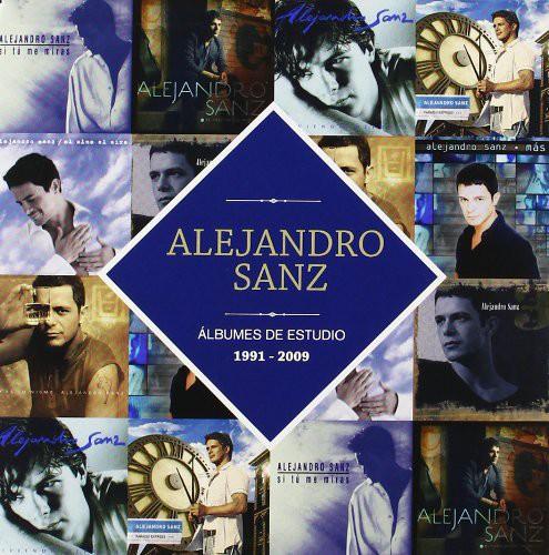 Alejandro Sanz / Discografia Completa (Box) (輸入盤CD) (アレハンドロ・サンス)