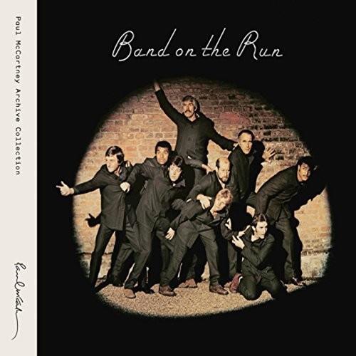 Paul McCartney & Wings / Band On The Run (輸入盤CD)(2017/11/17発売)(ポール・マッカートニー&ウィングス)
