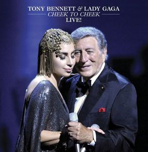 TONY BENNETT / LADY GAGA / CHEEK TO CHEEK - LIVE (輸入盤DVD) (トニー・ベネット)