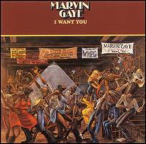 Marvin Gaye / I Want You【輸入盤LPレコード】(マーヴィン・ゲイ)