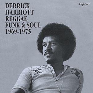 VA / Derrick Harriott Reggae Funk & Soul 1969-75 【輸入盤LPレコード】