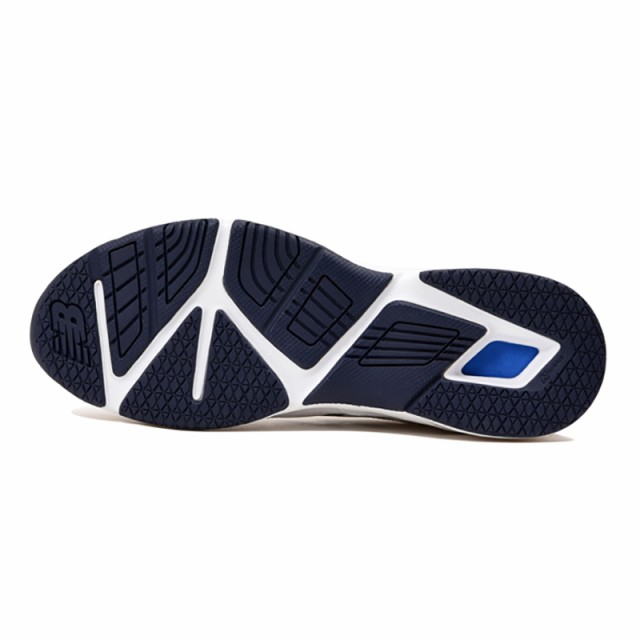 f4fb028a5a580 送料無料 ニューバランス メンズ トレーニングシューズ 靴 NB MX519 4E WS2 ホワイト/シルバー 幅広4E