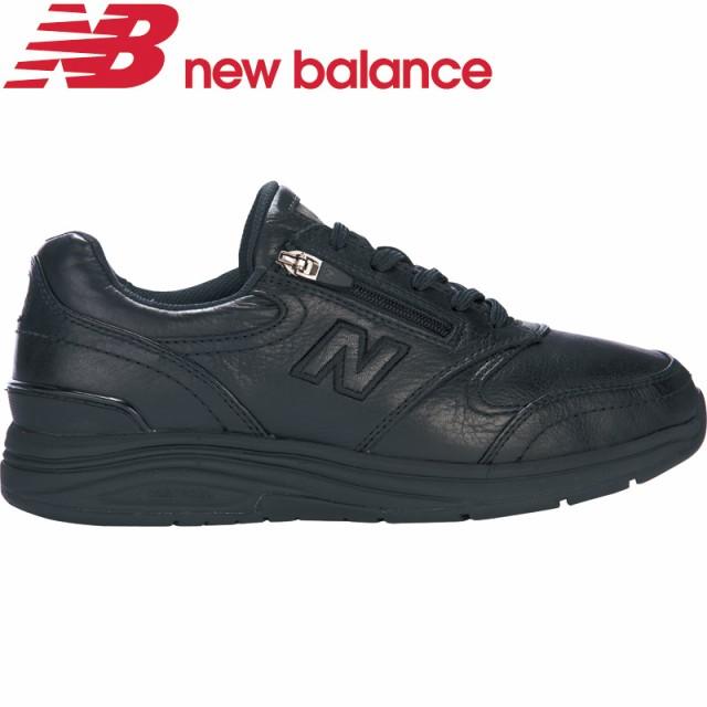 45365619ca9e4 送料無料 ニューバランス レディース ウォーキングシューズ 靴 NB WW585 2E ブラック ニューバランス 幅広女性用ウォーキング