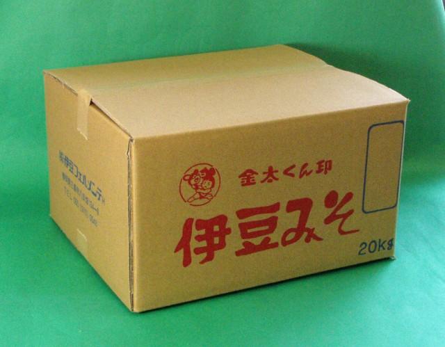 業務用 生詰・伊豆田舎みそ20kg箱入り(0103020)伊豆フェルメンテ