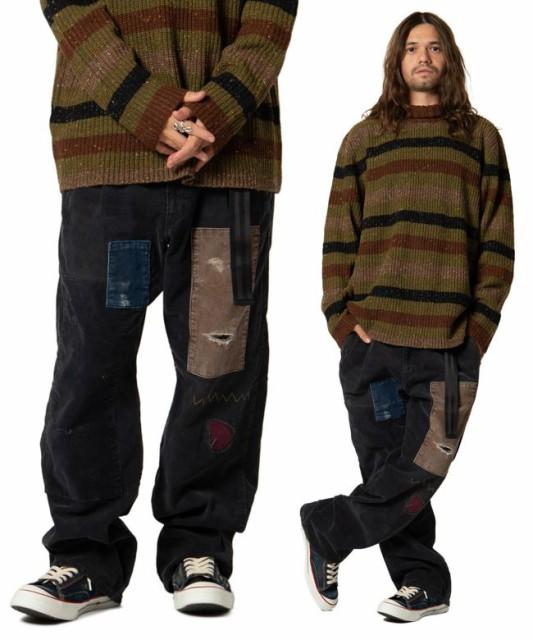 高級感 pants エースコーデュロイパンツ グラム ACE glamb corduroy-パンツ・ボトムス