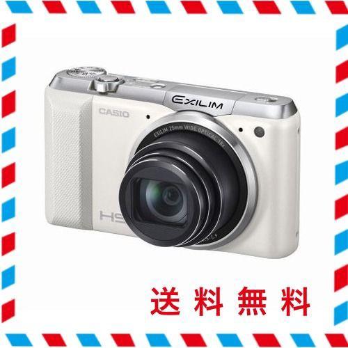 公式 インターバル撮影 ex-zr850we exilim exzr850we 1610万画素 ホワイト デジタルカメラ casio wi-fi機能搭載 光学18倍ズーム-カメラ