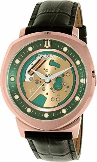 メンズ腕時計 bulova 97a122 mens accutron ii watch 正規輸入