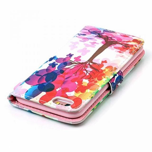 スマートホンケース・カバ‐ 6s Plus, iPhone 6s Plus Case, iPhone 6 Plus Case, Etubby [Wallet Stand] PU Leather Wallet Flip Prote