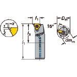 格安販売の サンドビック T-Max U-ロック ねじ切りボーリングバイト R166.0KF12E11 [132-7925] 【TA式旋削工具】[R166.0KF-12E-11], MPLAMPS JAPAN 59ec0bfa