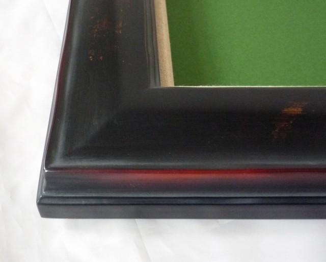 油絵額縁 油彩額縁 アートフレーム 木製 7701 サイズP10号